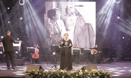 ام کلثوم در ابوظبی… کتاب و کنسرت می فاروق در دبی