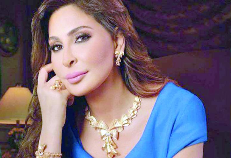 الیسا در تبلیغات آموزشی وزارت بهداشت لبنان درباره سرطان سینه