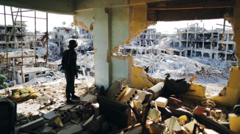 «جنگ اسناد» بین واشنگتن و مسکو برای بازسازی سوریه