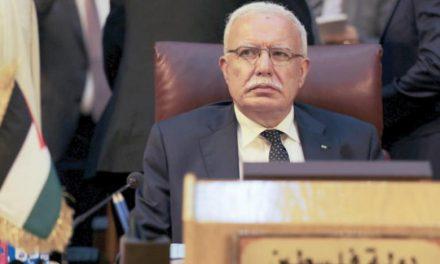 وزیر خارجه فلسطین: واشنگتن مفاد «معامله قرن» را بدون اعلام رسمی اجرا کرد