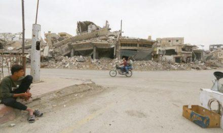 درگیرهای سخت داعش و نیروهای دموکراتیک در شرق فرات