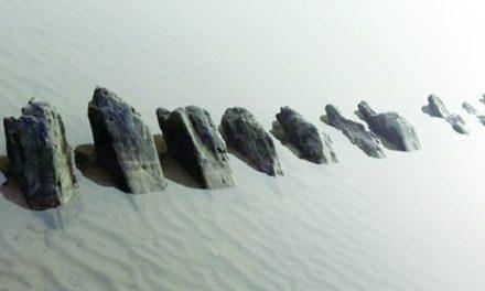 آثار باقی مانده از یک کشتی در مراکش احیاگر داستان «تاجران سلطان» شد
