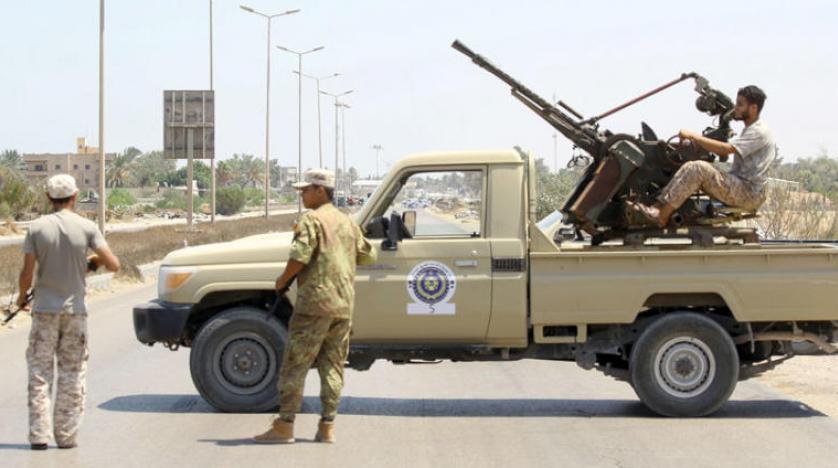درگیری میان نیروهای دولت ملی لیبی؛ یک افسر در طرابلس ترور شد