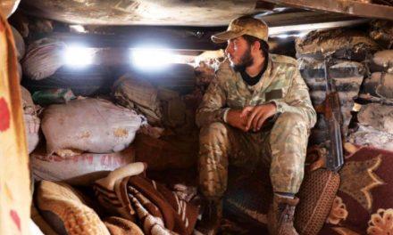 حلب و حماه زیر آتش حملات توپخانهای… تندروها فعلا نمیروند