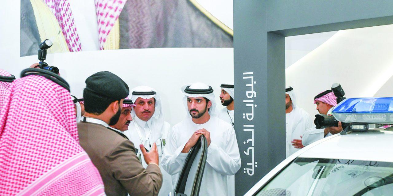 سعودی توانایی فنی خود را در هفته «جیتکس» در دبی به نمایش میگذارد