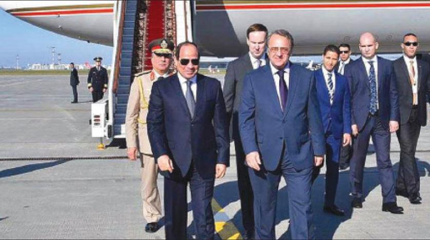 توافقنامه جامع مصر و روسیه در سایه آموزشهای نظامی مشترک