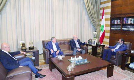 نزاع چهار حزب لبنانی برای به دست گرفتن ۳ پست وزارتی