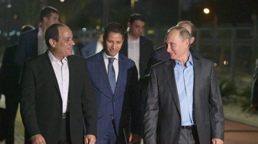 روسیه و مصر امروز در سوچی به گفتگو مینشینند