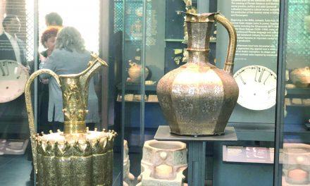 سیر زمان در سالنهای جدید هنر اسلامی در موزه بریتانیا