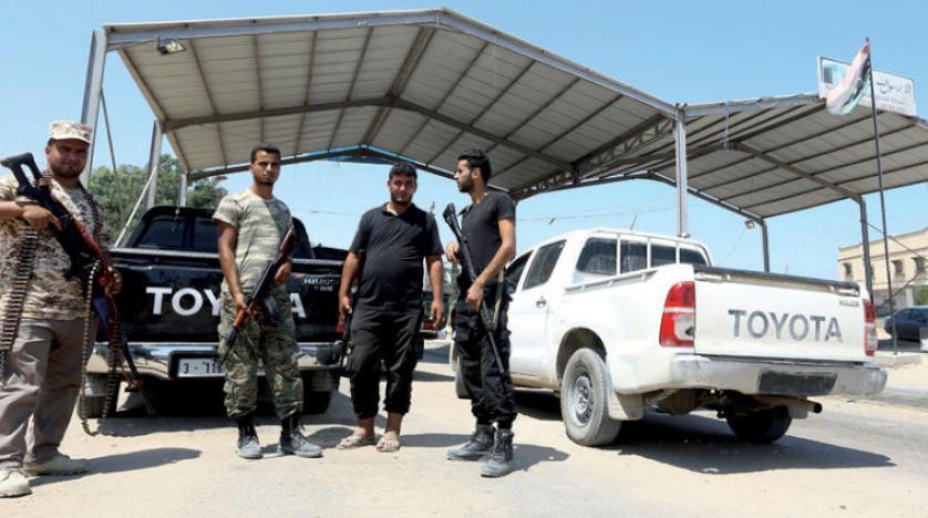 لیبی آماده عملیات نظامی برای آزادسازی جنوب کشور