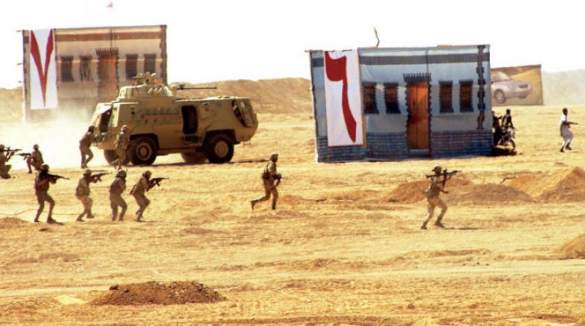 رزمایش مشترک نیروهای مسلح مصری و سعودی به پایان رسید