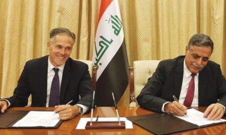 عراق با «جنرال الکتریک» تفاهمنامه نوسازی زیرساختهای برق امضا کرد