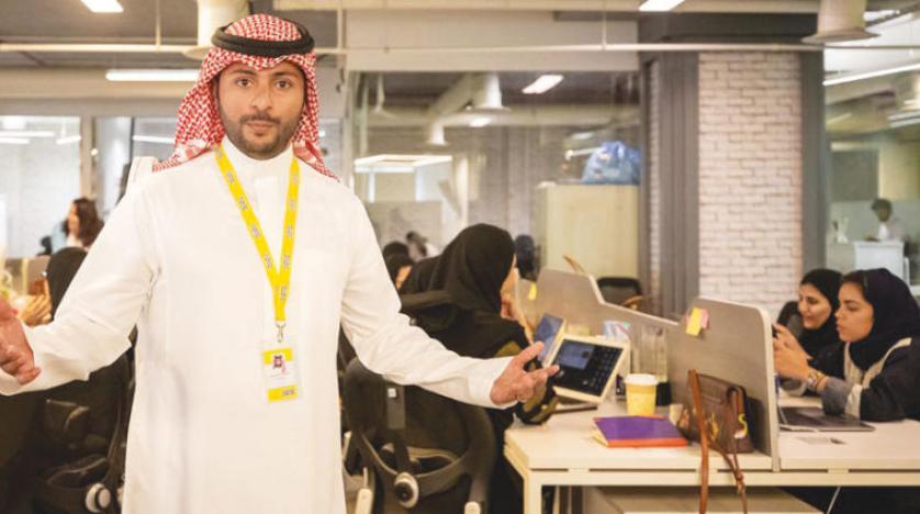 بیش از صد دختر سعودی در اپلیکیشن سفارش رستورانها کار میکنند