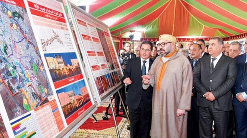 طرح مرمت و بازسازی ۵ شهر باستانی مراکش کلید خورد