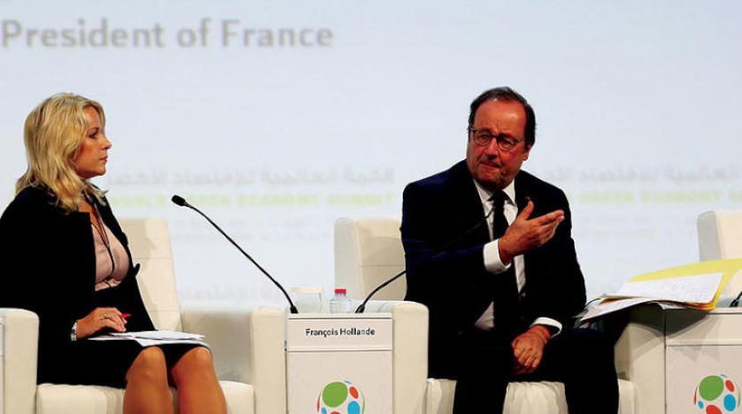 آغاز پنجمین نشست جهانی اقتصاد سبز در دبی