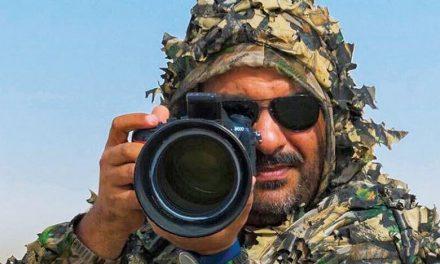 عکاس مصری زندگیاش را وقف نمایش زیباییهای حیات وحش صحراهای عربی ساخت