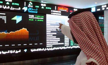 افزایش ۴٫۳ درصدی بازار سهام سعودی