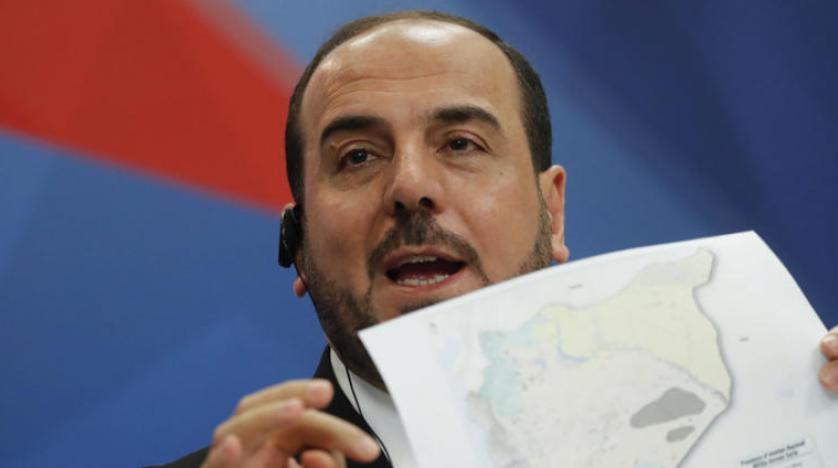 نصر الحریری بر استعفای بشار اسد برای بازگشت صلح به سوریه تأکید کرد