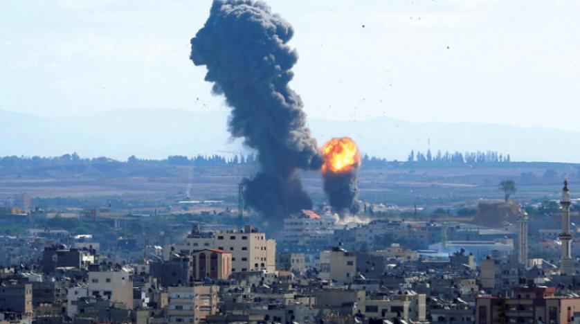 میانجیگری مصر باعث برقراری آتشبس در غزه شد