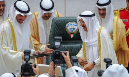 امیر کویت: چند نماینده مجلس در اجرای قانون اساسی تخلف کردند
