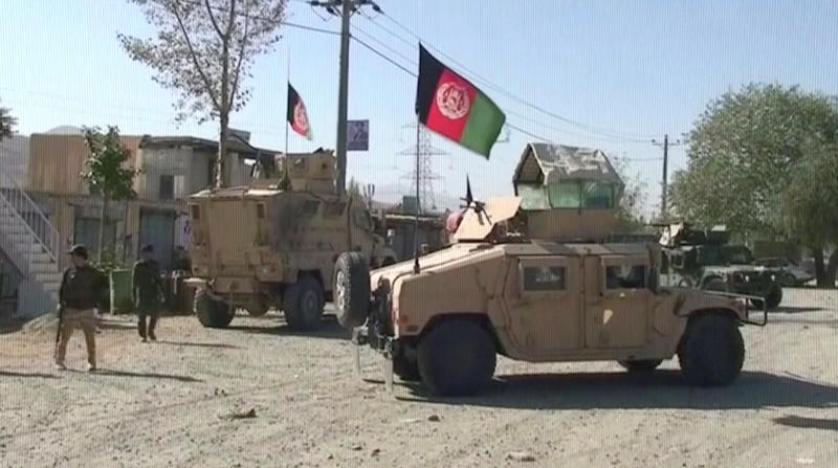 طالبان  دستکم ۱۰ تن از نیروهای پلیس افغانستان را به قتل رساند