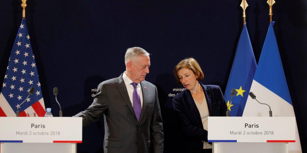 وزیر دفاع فرانسه: موشکهای بالستیک ایران یک تهدید شمرده میشوند