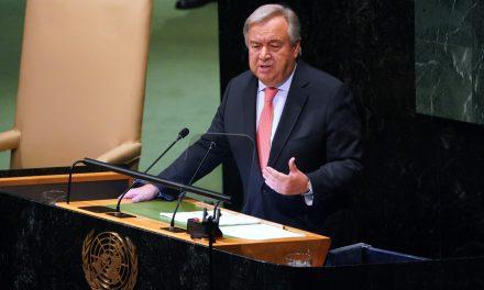 گوترش به «الشرق الاوسط»: پیترسون را به عنوان فرستاده سازمان ملل به سوریه پیشنهاد کردم
