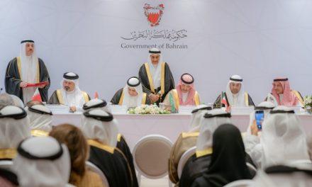 سعودی، امارات و کویت ۱۰ میلیارد دلار به بحرین کمک میکنند