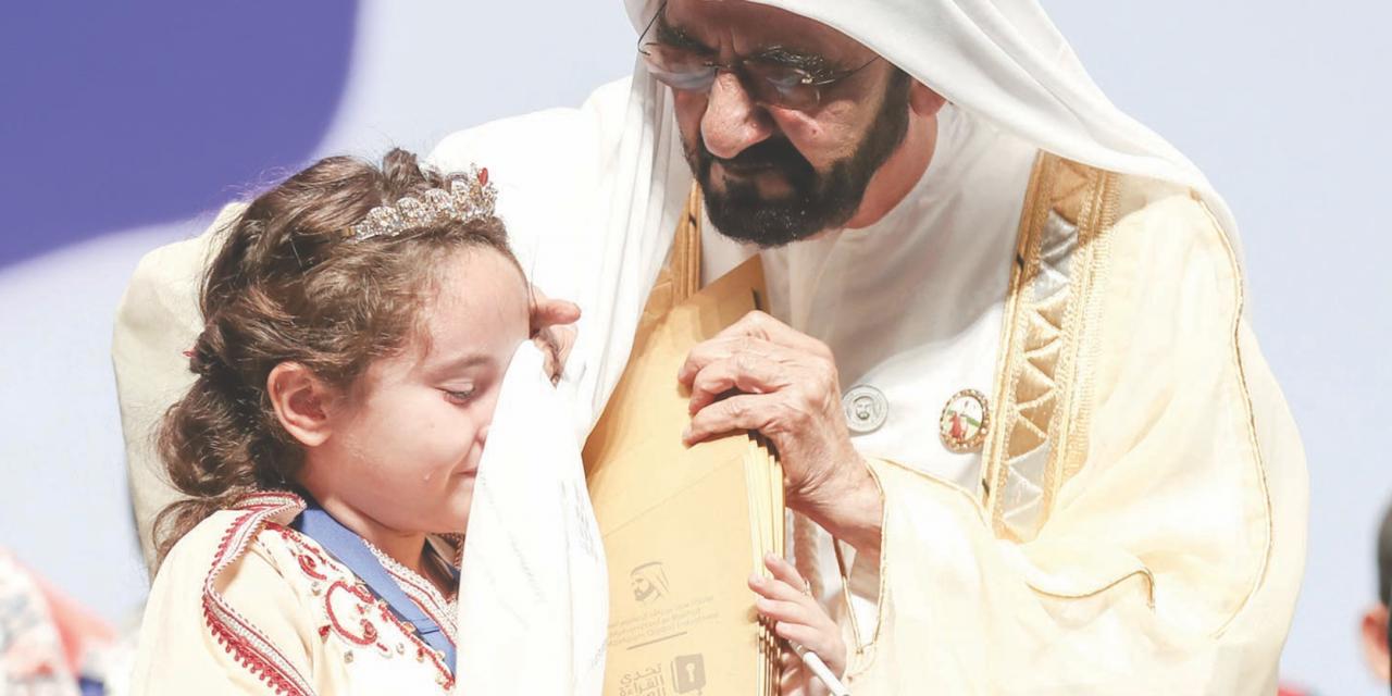 جایزه «چالش مطالعه عربی ۲۰۱۸ » به دختربچه مراکشی رسید