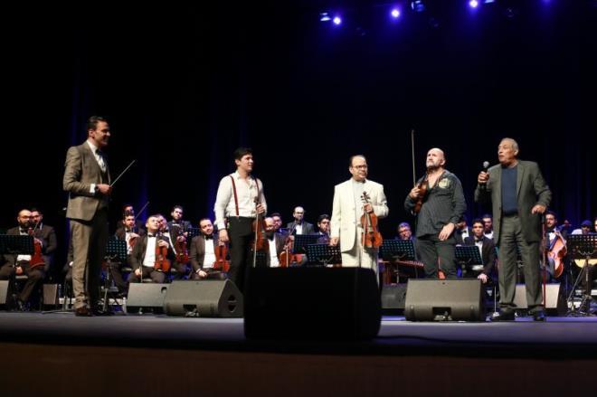«رقص ویلون» اجرای موسیقی با حضور نوازندگانی از تونس، مصر و ترکیه