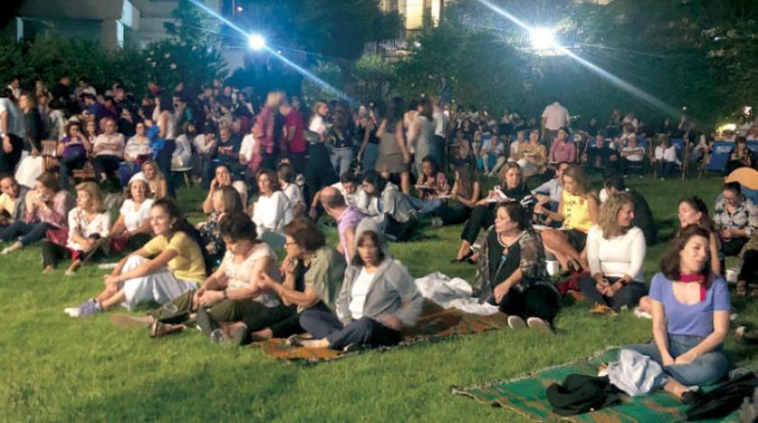 مراسم یاد بود شارل آزناوور در بیروت با اجرای آثارش