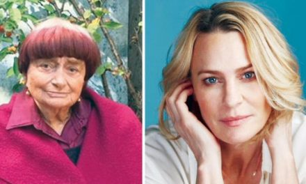 تقدیر از رابین رایت امریکایی و انییس فاردا فرانسوی در جشنواره فیلم مراکش