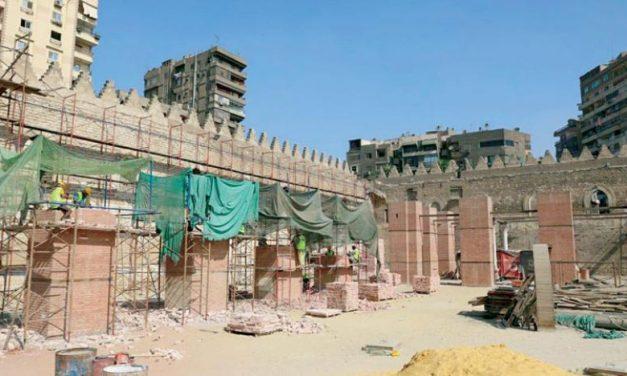 مسجد تاریخی الماردانی در قاهره؛ عبور از دوران فراموشی و بروز شگفتی معماری اسلامی
