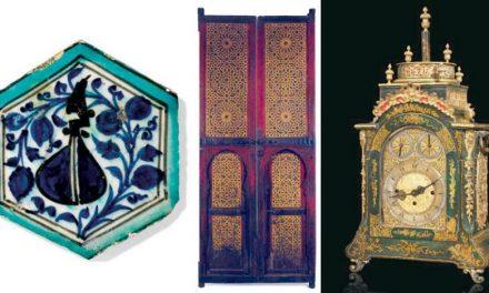 گنجینه آثار هنری اسلامی از هند تا اندلس در حراج کریستیز