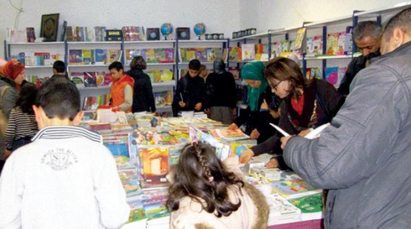 برپایی نمایشگاه ملی کتاب تونس با حضور ۷۶ ناشر