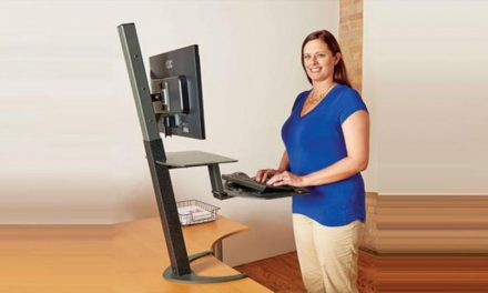 نتایج یک تحقیق: کار دفتری در حالت ایستاده برای سلامتی بهتر است