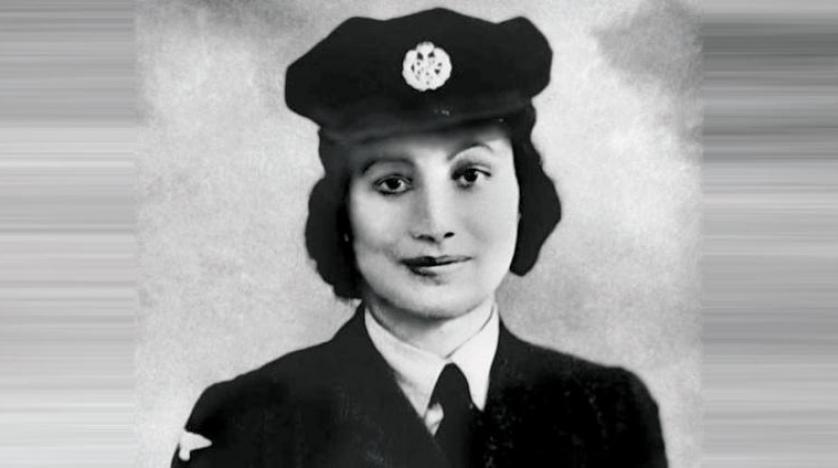 انگلیس: چاپ عکس زن جاسوس مسلمان بر روی اسکناس ۵۰ پوندی