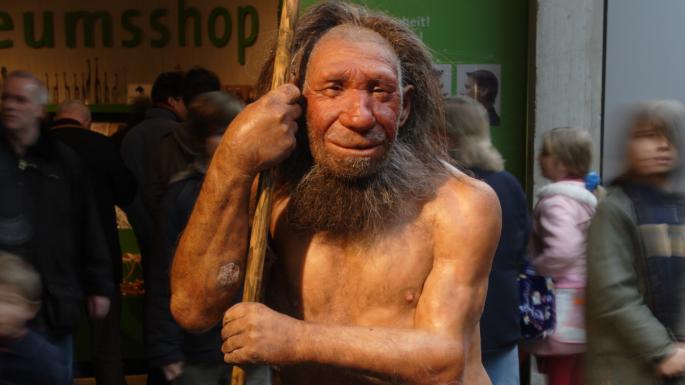 ازدواج انسان نئاندرتال با انسان عاقل نسل بشر را از انقراض نجات داد