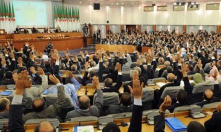 تنش در پارلمان الجزایر شدت گرفت