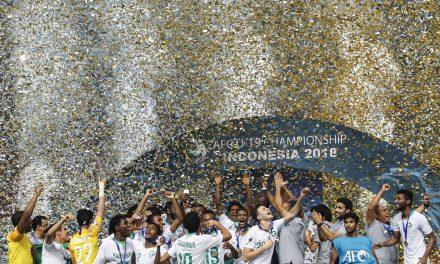 تیم ملی جوانان سعودی قهرمان آسیا شد