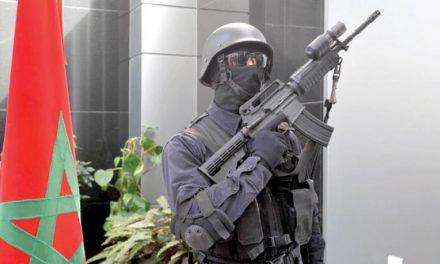 مراکش: انهدام ۱۸۵ گروه تروریستی از ۲۰۰۲ به بعد