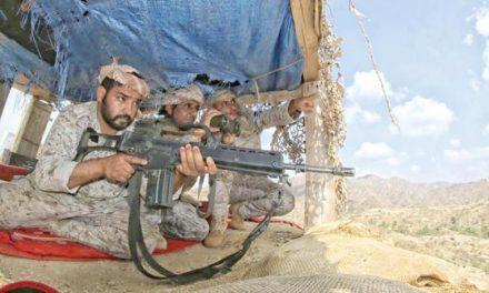 درگیریها در نزدیکی قرارگاههای حوثی در ۵ محور شدت میگیرد
