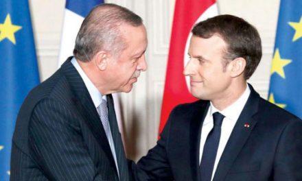 پاریس اردوغان را متهم به سیاسیبازی در پرونده خاشقجی کرد