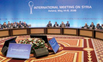 تلاش مسکو برای برگزاری دور جدید مذاکرات آستانه و پیشبردن پرونده پناهندگان سوری