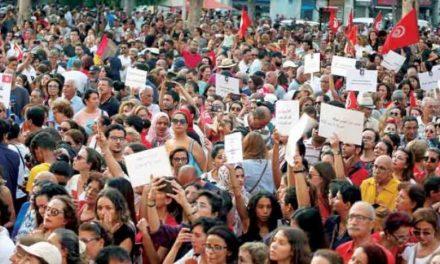 اعتصاب عمومی کارمندان در تونس در اعتراض به حقوقهای پایین