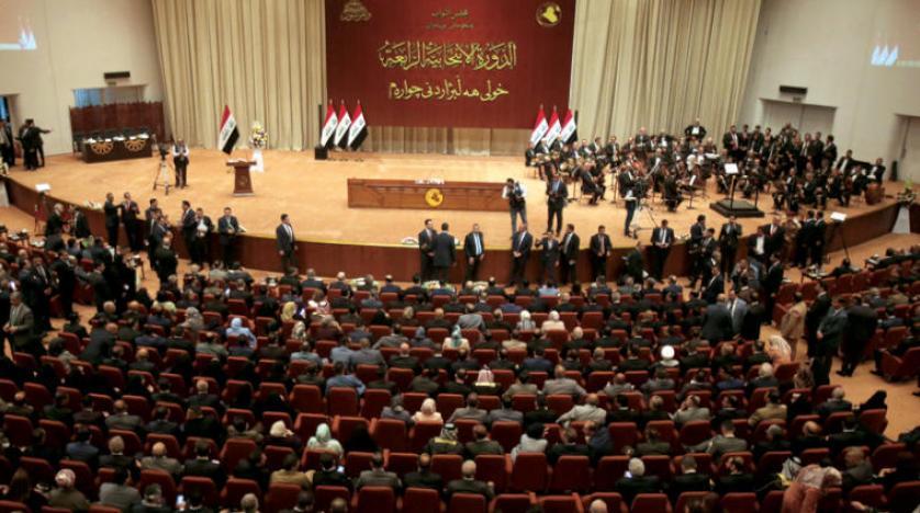 یارکشی متقابل در پارلمان عراق میان فراکسیون های «سازندگی» و «اصلاح»