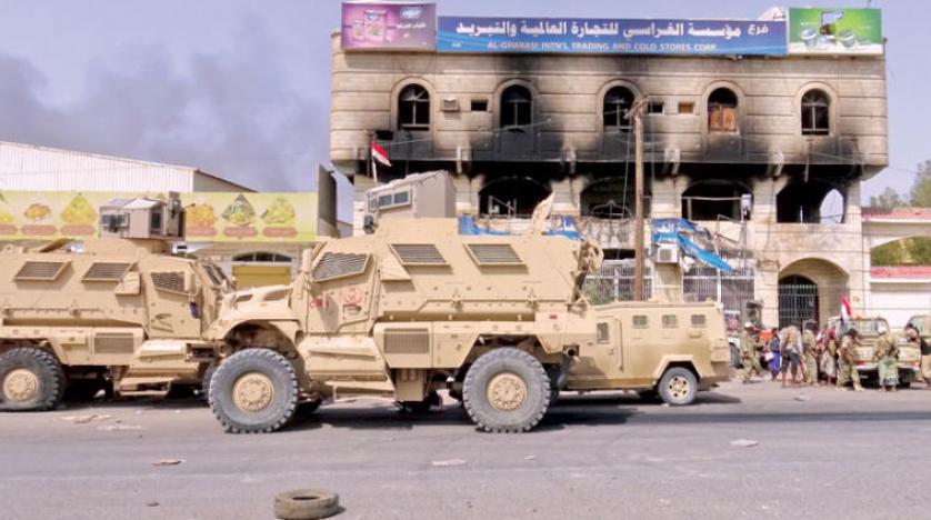 هلاکت ۱۰۰ حوثی در حدیده همزمان با ورود ارتش از چندین محور به این شهر
