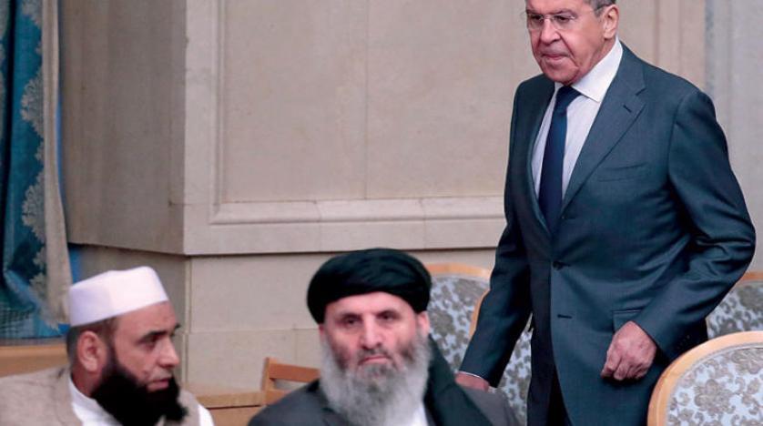 شرط طالبان برای مذاکره با دولت افغانستان: خروج نیروهای خارجی