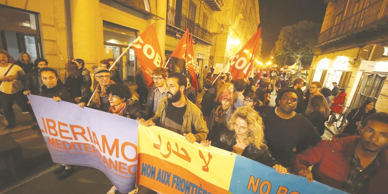 تلاش ایتالیا در پالرمو برای رسیدن به یک موفقیت بزرگ در پرونده لیبی