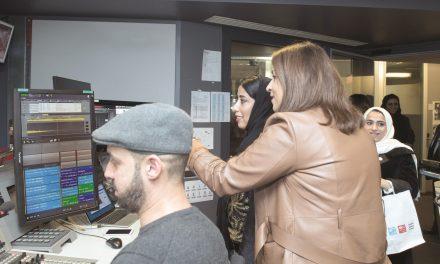تقویت همکاری رسانهای میان دبی و فرانسه